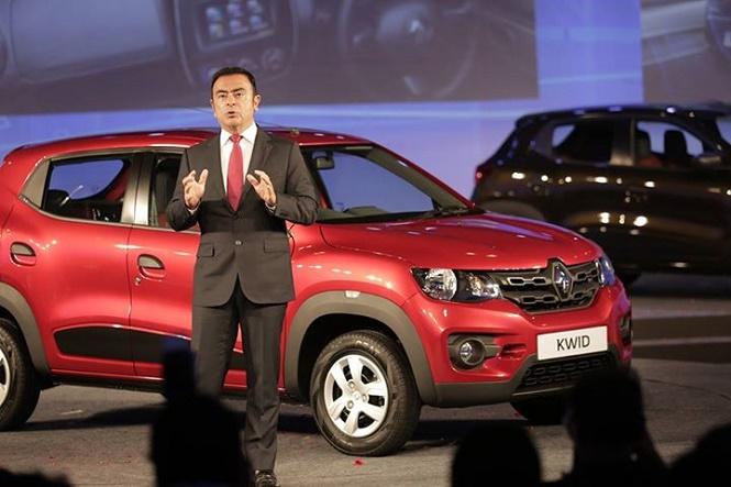 new Renault-Kwid
