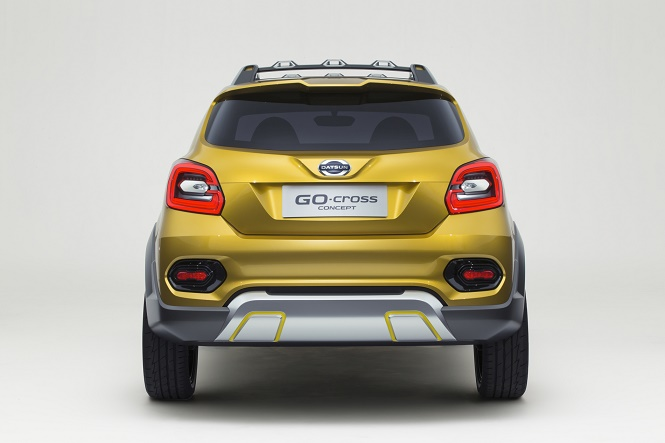 Datsun GO-CROSS Ready to Premier at Auto Expo 2016